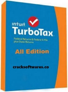Intuit TurboTax All Editions v2019.41.12.202 With Crack Latest 2021